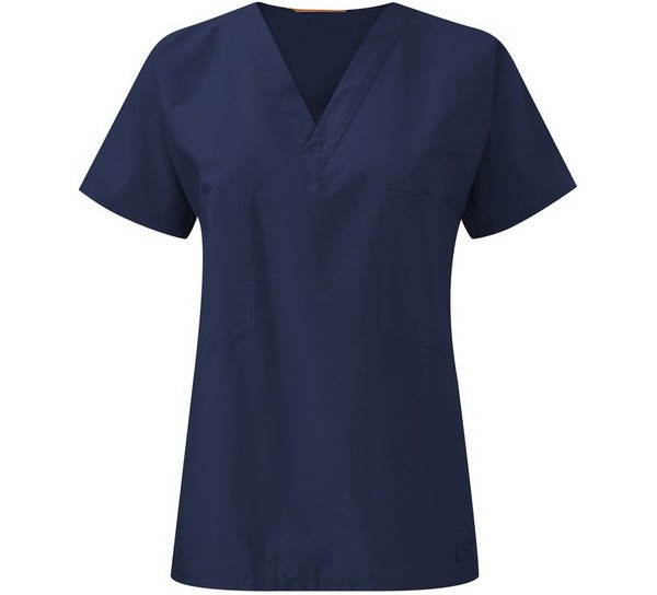 Solid Color unisex scrub tops